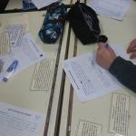 Οι μαθητές της Α΄ και Β΄ Γυμνασίου του Κολεγίου Τέρρα Σάντα λένε «ΟΧΙ» στον ρατσισμό